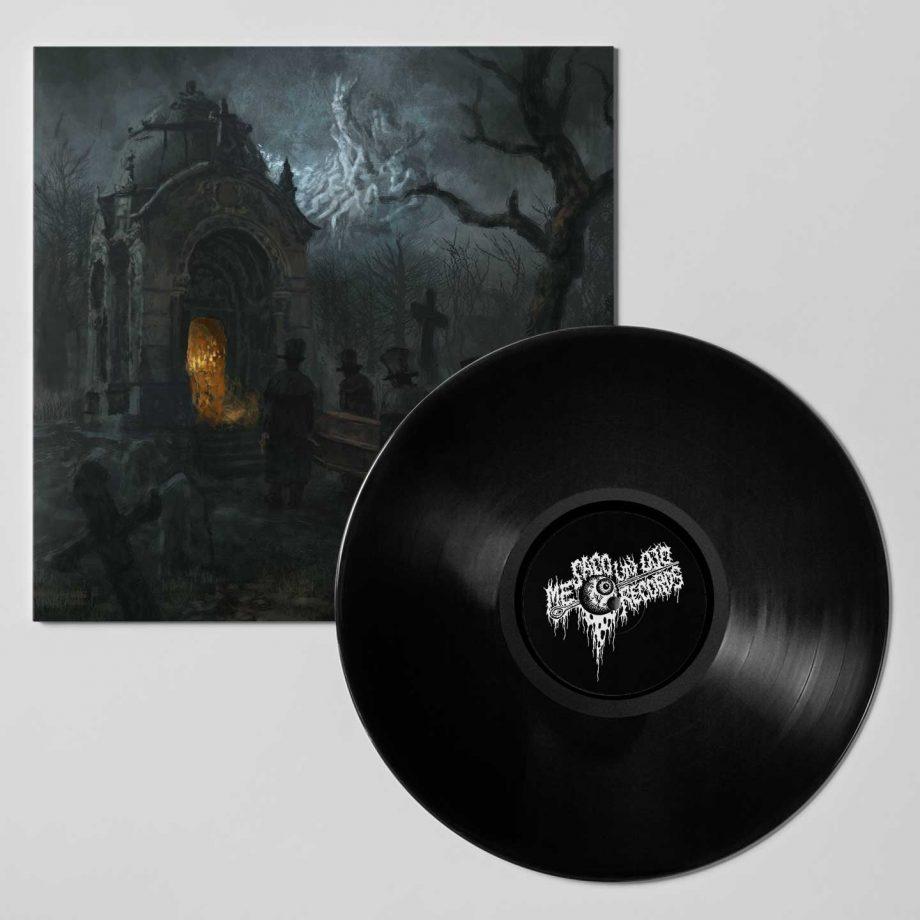 Kopár hant... az alvilág felé by Rothadás black vinyl